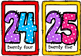 (Back To School Discount) Number Cards and Puzzles (#s 0-50)