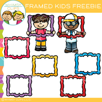 free frames clip art by whimsy clips teachers pay teachers rh teacherspayteachers com February Clip Art for Teachers Teachers Pay Teachers Quote