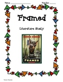 Framed by Gordon Korman: Literature Study