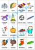 Framed! Words in Sentences - /k/ Bundle