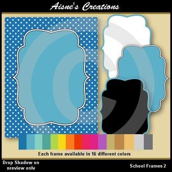 Frames 2 Clip Art Graphics