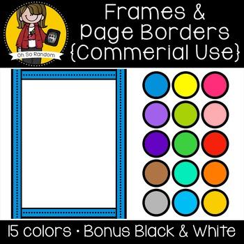 Frames 5 {Clip Art for CU}