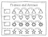 Frames And Arrows Worksheet