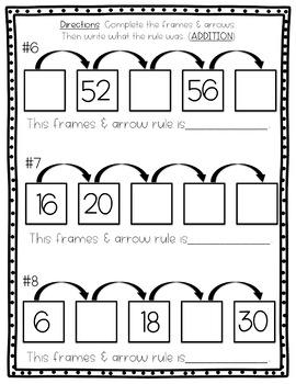 Frames & Arrows Practice