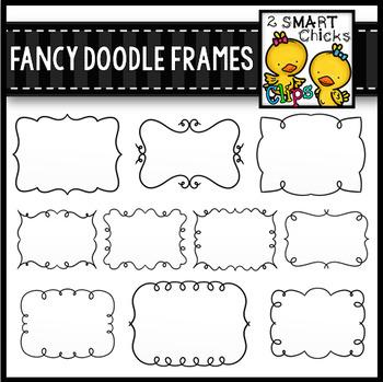 Fancy Doodle Frames