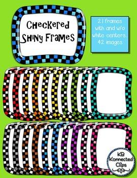 Frames! Checkered and Shiny