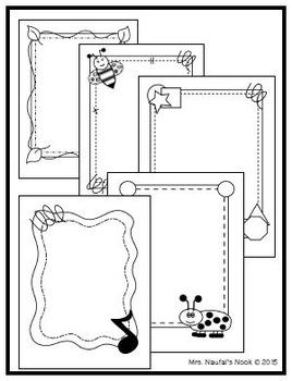 Frames Clip Art - Set 2