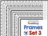 Frames Clip Art Set 3 - Whimsy Workshop Teaching