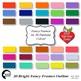 Frames Clipart, 30 Outline Color Frames {Best Teacher Tools} AMB-1847