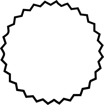 Frames Clipart - Simple Collection - Commercial/Personal Use