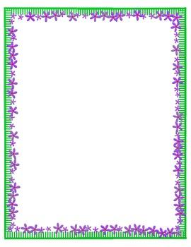 Frames [Cute Clips Digital Clipart]