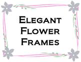 Frames - Elegant Flower