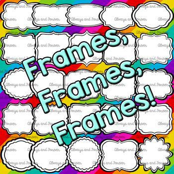 Frames, Frames, Frames-130 Digital Frames
