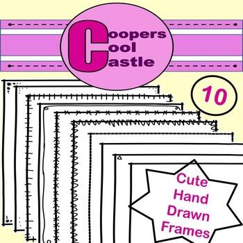 Frames: Hand Drawn