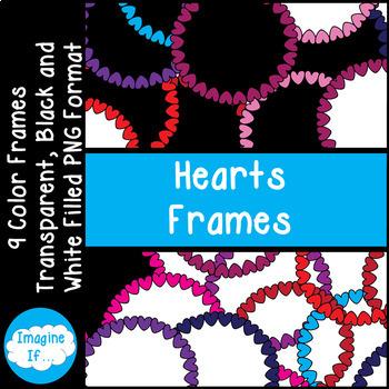Frames-Hearts