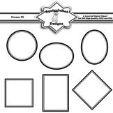 Frames III Clip Art