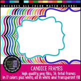 Frames: KG Candice Frames Color Match