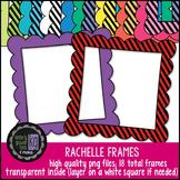 Frames: KG Rachelle Scalloped Frames