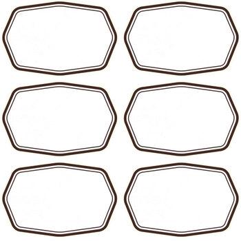 Frames & Labels – Petrol Station Pack