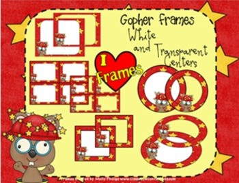 Borders Pack {Commercial Use-Gopher}