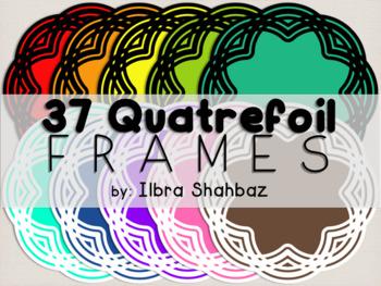 Frames: Quatrefoil