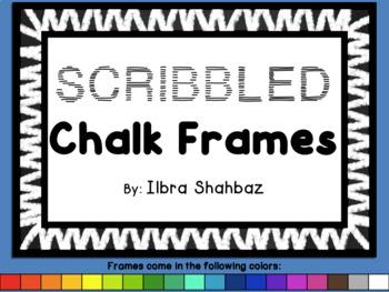 Frames: Scribbled Chalk
