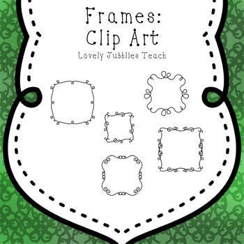Frames Set one