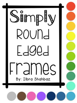Frames: Simply Round Edged