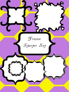 Frames for Commercial Use
