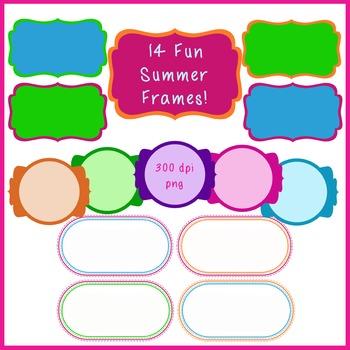 Frames - Summer Fun