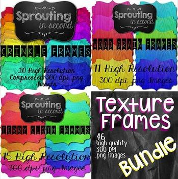 Frames - Texture Frames Bundle