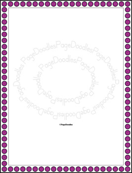 Frames, Whimsy, for TPT Sellers - High Quality Vector Graphics