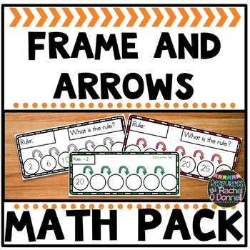 Frames and Arrows Resource Pack