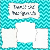 Frames and Backgrounds