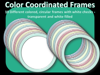 Frames and Borders bundle- solid, white-fill, transparent fill- 80 frames in all