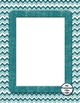 Frames and Papers - Charming Chevron Duos