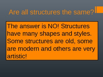 Frames and Structures
