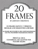 Frames by Johnson Creations