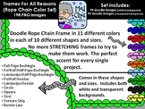 Frames for All Reasons {Rope Chains Color}