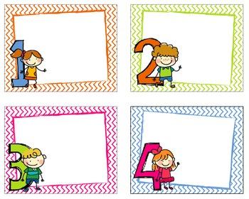Frames for centers