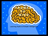 Frames of Mind: Learning Styles and Multiple Intelligences