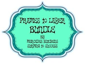 Frames to Layer Bundle