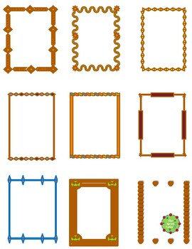Frames to beautify your digital products