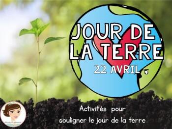 Earth Day - Français-French - Jour de la terre