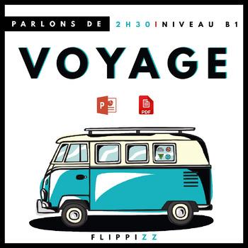 Français B1 : parlons de voyage