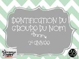 Français // Cartes à tâches: Identification du GN