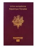 Français I : Mon passeport