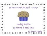 Français - I Write What I Eat