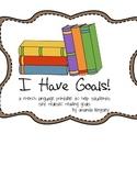 Français - Reading Goals