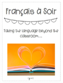 French Reading & Viewing Log